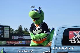 champ appearances vermont lake monsters champ