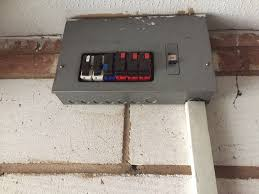 westerham electrical services examples of work