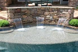 best home design app for ipad 2 swimming pool waterfalls pictures swimming pool waterfall designs