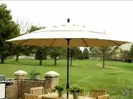 Windproof Patio Umbrella California Umbrella 11 Ft Wind Resistant Patio Umbrella Product