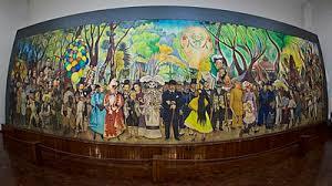 si e de mural sueño de una tarde dominical en la alameda central