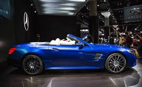 mercedes sl 550 amg 2017 mercedes sl review price specs amg 0 60 mph