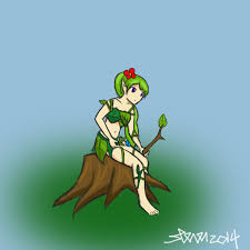 terraria halloween costumes terraria dryad by milt69466 on deviantart