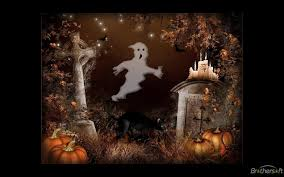 halloween screen savers