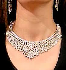 picture diamond necklace images Exclusive diamond necklace 57ct 18kw item dhrjj jpg