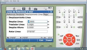 tutorial línea de referencia con simulador leica geosystems youtube