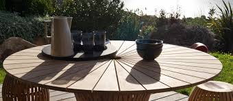 Mobilier Terrasse Design Table De Jardin Et Terrasse Design Unopiù