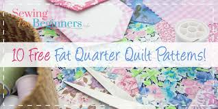 Ideas For Christmas Fat Quarters by 10 Free Fat Quarter Quilt Patterns U0026 Projects