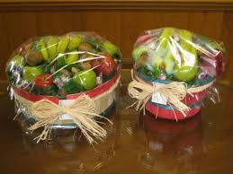 gift basket wrap fresh pickin s market gift baskets
