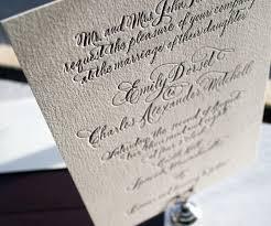 Calligraphy Wedding Invitations A New Year U0027s Celebration 2010 U0027s Top 10 Bella Figura