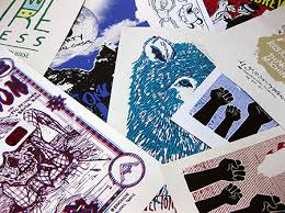 Short Run Business Cards Sire Press Screen Printed Posters Silk Screened Posters