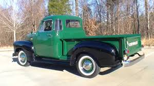 Vintage Ford Truck Mirrors - 135010 1952 chevrolet 3100 pickup truck youtube