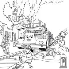thomas coloring sheet coloring