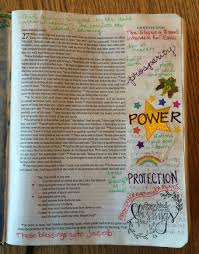 june 2016 journaling the bible