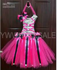 bow holders 2018 tutu hair bow holder hot pink ribbon with zebra hair bow