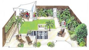 garden design layout u2013 home design and decorating
