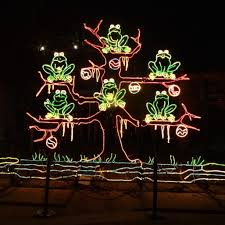 when does the lights at the toledo zoo start toledo zoo toledo ohio an animated light display of six frogs