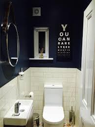 black and blue bathroom ideas an inspirational image from farrow and bathroom