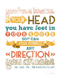 dr seuss printable you brains in your brain