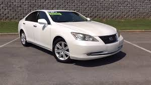 black lexus 2007 2007 lexus es 350 walkaround youtube