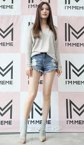 Sexy Legs Meme - long legs 6 stunning pics of nana at i m meme event longest legs