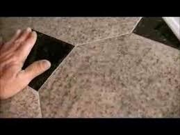 Tile Kitchen Countertop Installing Tile On Kitchen Counter Youtube