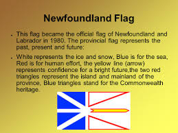 Sea Flag Meanings The Settlement Of Canada English In The United States And Canada