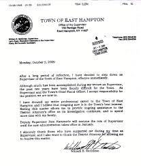 mcgintee resigns as east hampton supervisor east hampton 27east