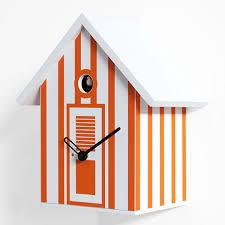 Modern Coo Coo Clock Progetti Clocks Italian Designer Cuckoo Clocks