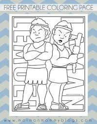 lds org friend article coloring pages by topic baptism
