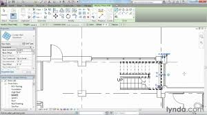 revit architecture how to add curtain walls lynda com tutorial