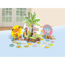 amazon com adorable fisher price baby shower party jungle animals