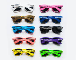 wedding sunglasses personalized sunglasses custom sunglasses bachelorette