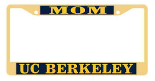 uc berkeley alumni license plate accessories tagged license plate basics