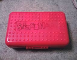 spacemaker pencil box just rebellion 2 1 11