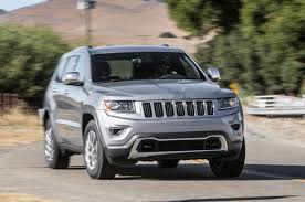 jeep grand cherokee limited 2014 2014 jeep grand cherokee v 6 and v 8 first tests truck trend