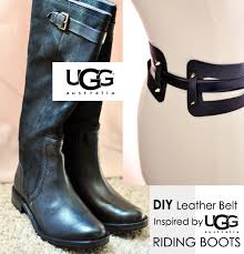 ugg sale com diy leather belt taking the with ugg australia