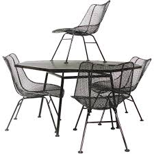 Wrought Iron Mesh Patio Furniture by 46 Best Identifying Wrought Iron Designs Images On Pinterest