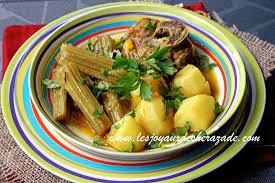 cuisiner des cardons tajine aux cardons tajine bel khorchef les joyaux de sherazade