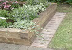 superb raised garden border ideas raised garden bed edging wood
