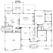 traditional floor plans traditional style house plan 5 beds 4 50 baths 3187 sq ft plan