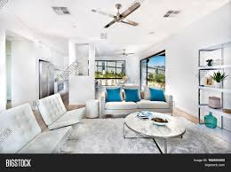 Ceiling And Walls Same Color Total White Living Room Decoration Image U0026 Photo Bigstock