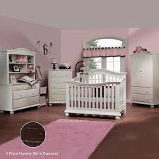 Convertible Crib Nursery Sets by Bedroom Chic Sorelle Vicki Crib And Other Nursery Furniture For