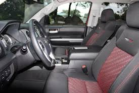 toyota tundra trd pro interior 2015 toyota tundra trd pro large and in charge autotrader
