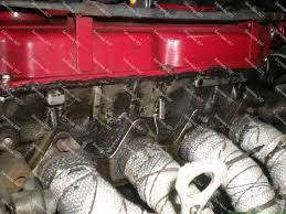 lexus rx 400h dujos vožtuvų dangtelio tarpinės keitimas galvos dangtelio tarpinės