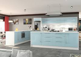 duck egg blue for kitchen cupboards how to use blue in your kitchen kitchen door workshop