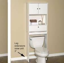 Shelves Above Toilet by Bathroom Cabinets Space Saver Bathroom Space Saving Bathroom