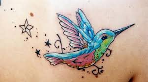 30 peaceful hummingbird tattoos creativefan