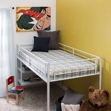 InnerSpace Inch Bunk Bed Dorm Twin XLsize Foam Mattress Free - Twin xl bunk bed