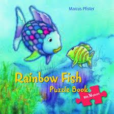 reviews rainbow fish puzzle book rainbow fish north south